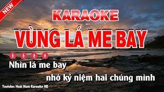 Karaoke Vùng Lá Me Bay - vùng lá me bay karaoke nhạc sống tone nữ