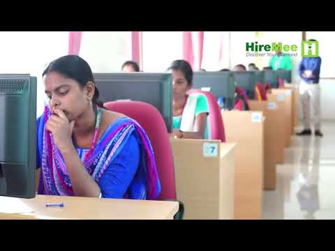 Hiremee Assessment at Sri Shanmugha College of Engineering and Technology, Salem, Tamil Nadu