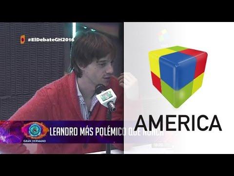 Leandro habló de Los Primos y reveló con qué integrante se lleva peor