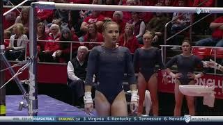 Madison Kocian (UCLA) 2019 Bars vs Utah 9.95