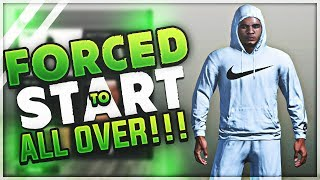 NBA 2K19 My Career Forced To Delete My Players Stay Updated & Follo...