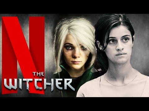 Netflix The Witcher - We Need To Talk About The Casting...