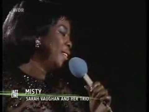 sarah vaughan misty