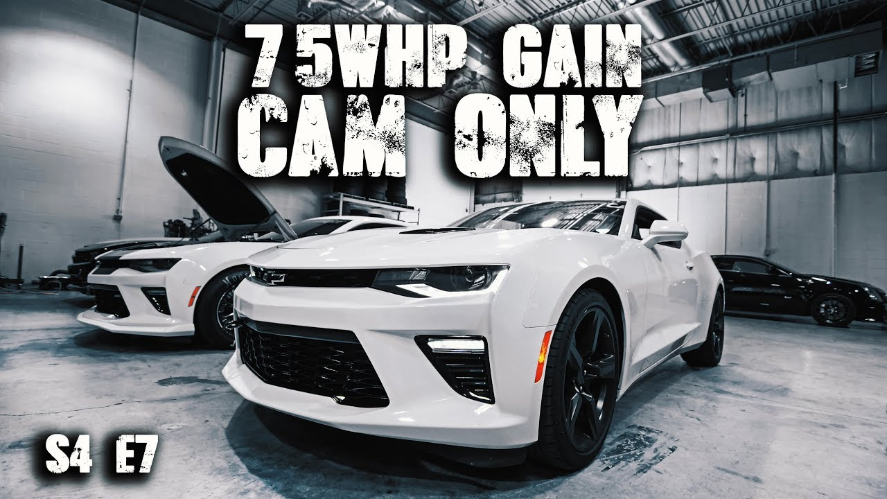6th Gen Camaro SS gains 75whp from Cam & Tune | RPM S4 E7