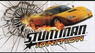 Stuntman: Ignition PlayStation 2 Classic on PS3 in HD 720p