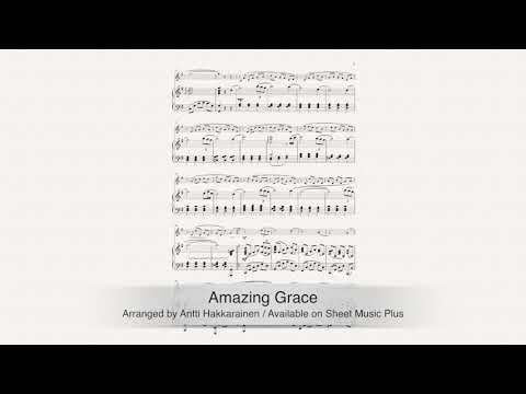 Amazing Grace - Oboe & Piano