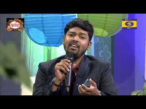 Pradip Palai Odia singer in Hello Odisha