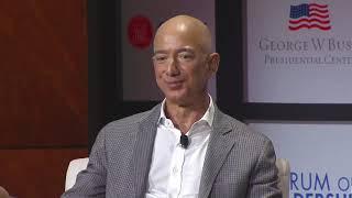 Jeff Bezos - Biotech, Space, Energy, AI