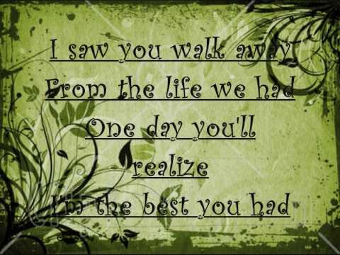 Elias - Walk Away Lyrics