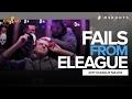 Best FAILS from the ELEAGUE Major (CS:GO)