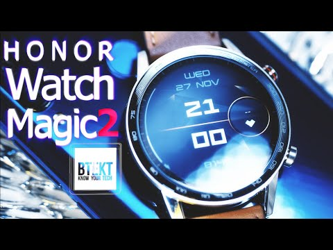 Honor WatchMagic 2 Review | 2 WEEKS! Best BUDGET Smartwatch of 2019?