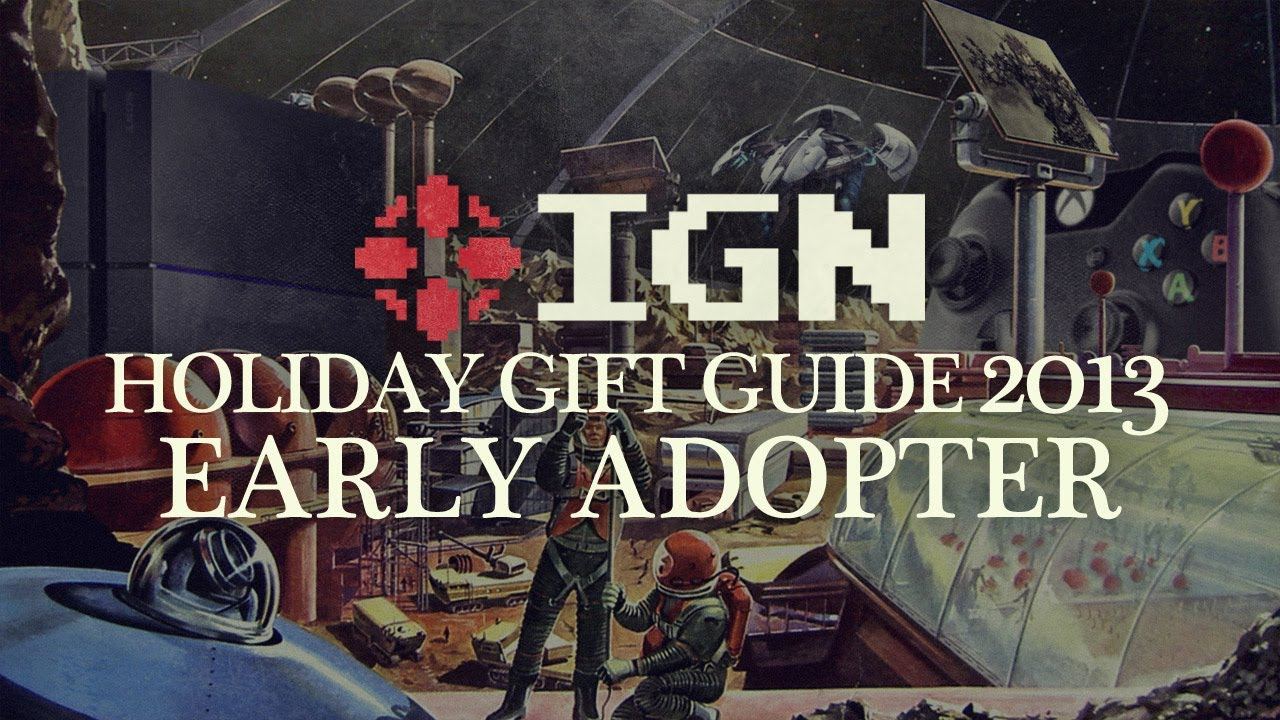 ign holiday gift guide 2013 get to know the guide youtube rh youtube com Holiday Gift Guide 2016 Holiday Gift Ideas
