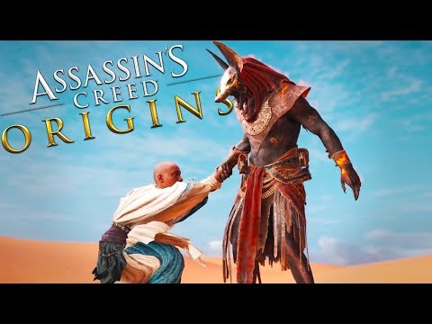 ►Return Of The Scorpion, Two Epic Mounts, Finished Side Content [DLC]  Assassin's Creed Origins [PC]