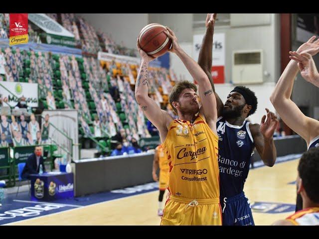 [FullMatch] Banco di Sardegna Sassari - Carpegna Prosciutto Basket Pesaro: 99-74