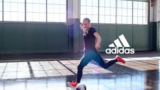 Creativity by Becky Sauerbrunn – adidas