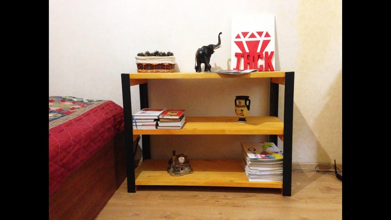 Как сделать книжный шкаф своими руками? - YouTube