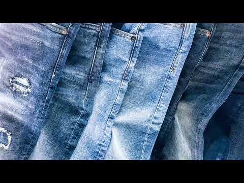 Как в домашних условиях сделать потертые джинсы