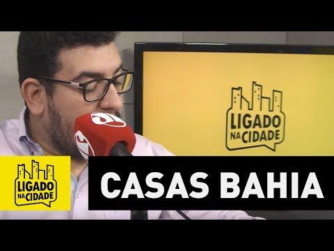 Ligado Na Cidade resolve problema de ouvinte com as Casas Bahia