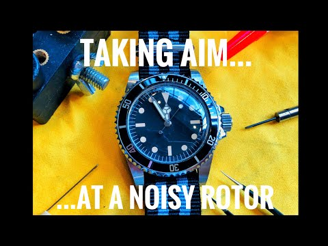 How To Tame a Noisy Rotor