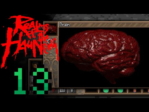 Let's Play Realms of the Haunting p.13 - Brain Maze