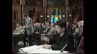 Допрос Свидетеля Иеговы  в Суде
