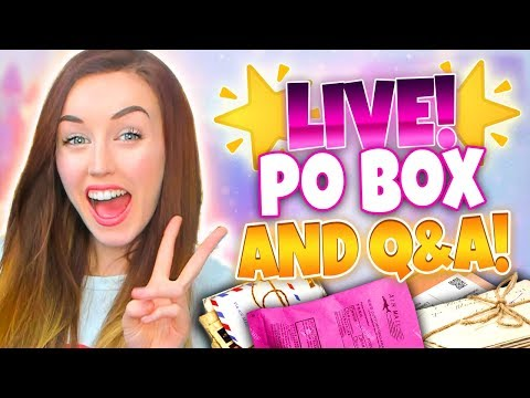 *LIVE* 🧡🍑 PO Box, Q&A, CHIT CHATS 🍑🧡