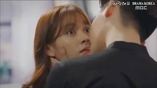 Korean Drama Best Kiss Scene [ Korean Kiss Scene ] Uncontrollably Fond Part 2