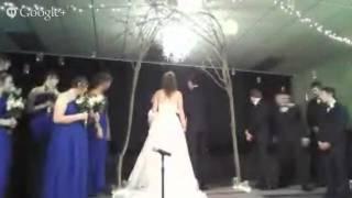 Aimee and Kelby's Wedding Lethbridge Dec 20 2013