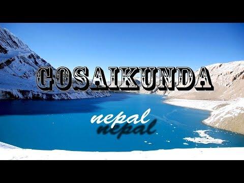 GOSAIKUNDA | RASUWA | NEPAL | BY HELLO YOUTUBE ||