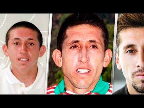 Mira el increíble cambio de Héctor Herrera