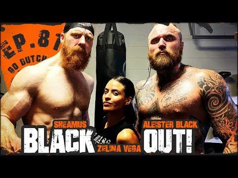 Aleister Black Black-Out | Ep.81 Striking Workout