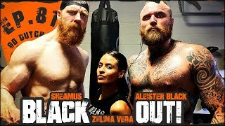 Aleister Black Black-Out | Ep.81 Striking Workout
