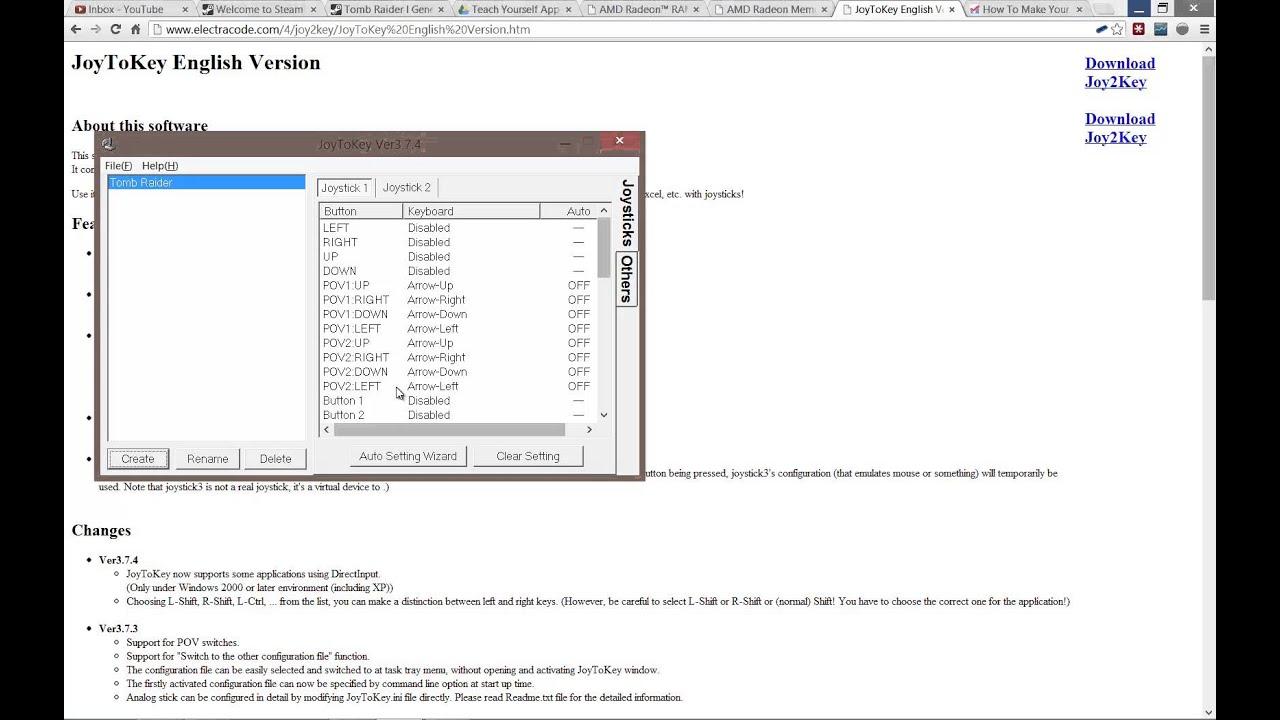 download xbox 360 controller emulator 2.1.2.190