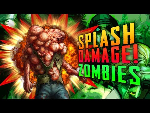 Splash Damage Zombies Challenge (Call of Duty Custom Zombies)