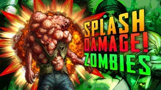 Splash Damage Zombies Challenge (Call of Duty Custom Zombies)