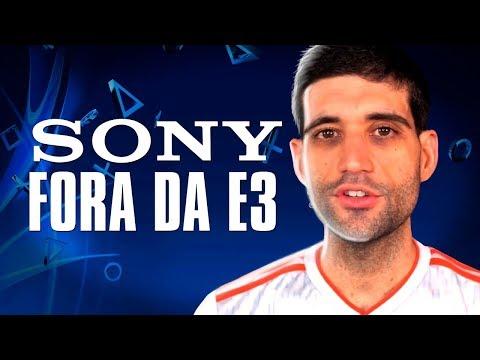 Playstation FORA da E3, novos jogos exclusivos e o FUTURO da Sony