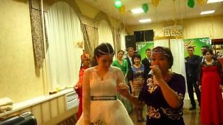 Казахская свадьба.