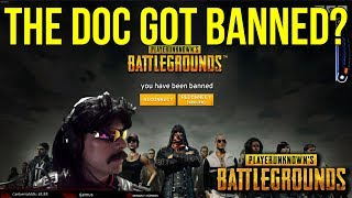 DR DISRESPECT BANNED FROM PUBG?! - The Full Story (FT. Twitter Beef)