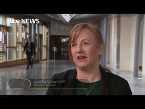 Wanlockhead buyout on ITV Borders, 2nd May 2018