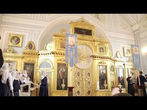 SAINT-PETERSBOURG - un des cœurs spirituels de la Russie