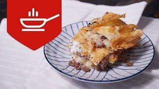 Dünyanın En Lezzetli Kıymalı Börek Tarifi | Yemek Tarifleri
