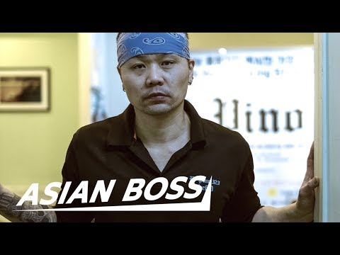 From Thug Life To A Chef's Knife: A Korean-American Adoptee's Success Story | ASIAN BOSS