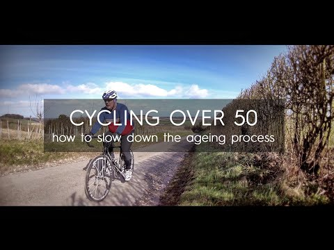 Cycling Over 50: (How To Slow Down The Ageing Process.)