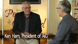 Ken Ham on the Age of the Earth