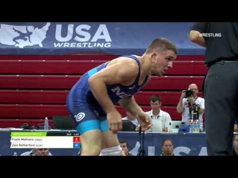 65 Round 1 - Frank Molinaro (TMWC) vs. Zain Retherford (Nittany Lion WC)