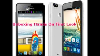 Micromax Bolt A069 Unboxing | First Look | Full Specifications