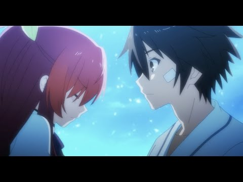 ikki confesses to stella rakudai kishi no cavalry youtube