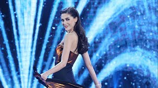 Miss Universe Thailand 2017 - Swimsuit competition HD