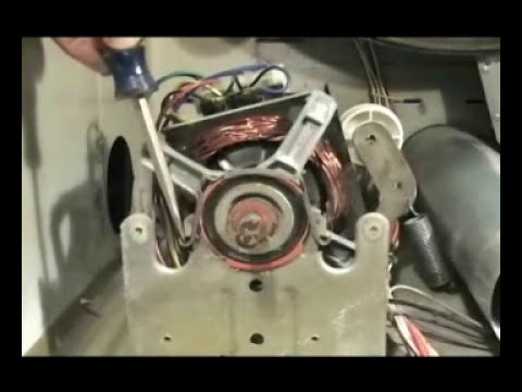 Motor maytag electric dryer youtube for Motor for maytag washer