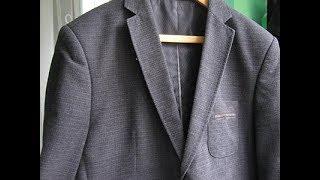 Как постирать пиджак в домашних условиях